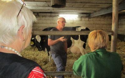 Besichtigung Bauernhof Joosten